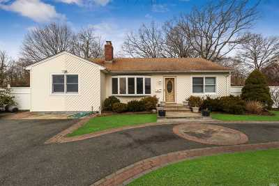 Huntington Sta NY Single Family Home For Sale: $359,900