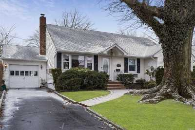 Wantagh Single Family Home For Sale: 2880 Michael Rd