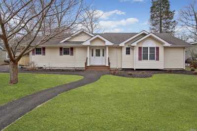 Nesconset Single Family Home For Sale: 50 Garden St