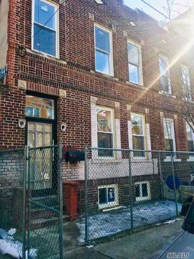 Brooklyn Multi Family Home For Sale: 579 Van Siclen Ave