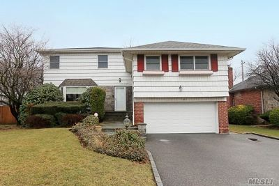 Syosset Single Family Home For Sale: 27 Sunbeam Rd