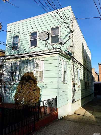 Woodside Multi Family Home For Sale: 34-09 61st St
