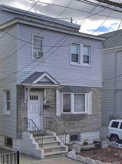Flushing Multi Family Home For Sale: 25-51 124 Street