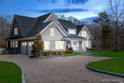Sag Harbor Single Family Home For Sale: 4 Brandywine
