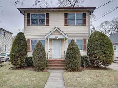 Baldwin Single Family Home For Sale: 569 Emerson Ave
