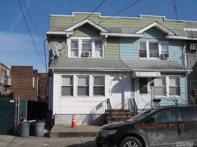 Woodhaven Multi Family Home For Sale: 92-13 76th St