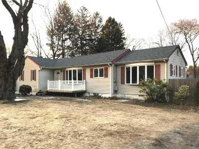 central Islip Single Family Home For Sale: 1651 Spur Dr