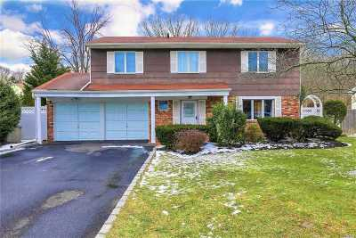 Smithtown Single Family Home For Sale: 133 Plymouth Blvd