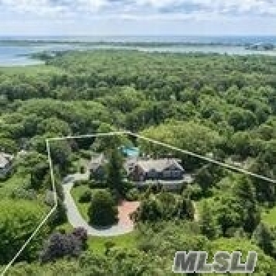 Quogue Single Family Home For Sale: 2 Bay Rd