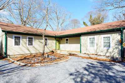 Hampton Bays Single Family Home For Sale: 5a Bay Ave