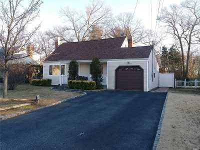 N. Babylon Single Family Home For Sale: 80 Kime Ave