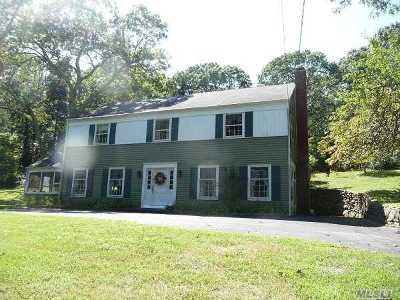 Setauket Multi Family Home For Sale: 60 Bennetts Rd