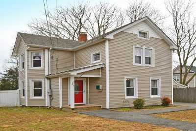 Patchogue Single Family Home For Sale: 22 Mulford St