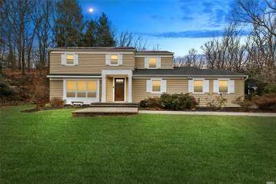 Dix Hills Single Family Home For Sale: 10 Folger Ln