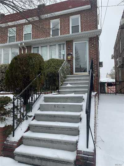 Brooklyn Single Family Home For Sale: 1245 77th St