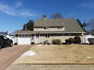 Westbury NY Single Family Home For Sale: $535,000