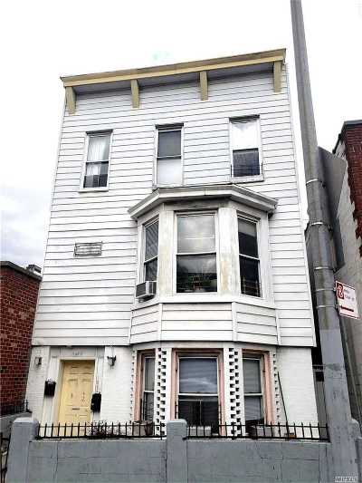 Brooklyn Multi Family Home For Sale: 157 22nd St