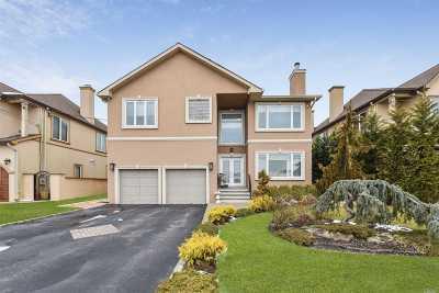 Massapequa Single Family Home For Sale: 12 Alhambra Rd