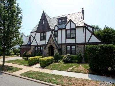 Floral Park Single Family Home For Sale: 272 Carnation Ave