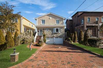 Whitestone Single Family Home For Sale: 149-57 Powells Cove Blvd