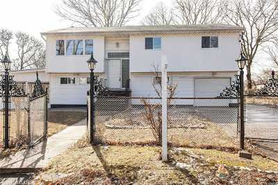 Copiague Single Family Home For Sale: 320 42nd St