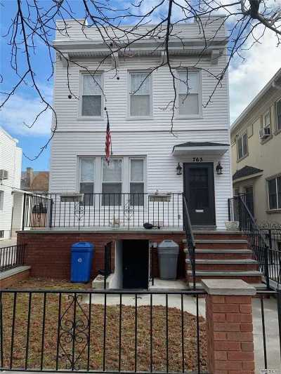 Brooklyn Single Family Home For Sale: 763 E 8th St