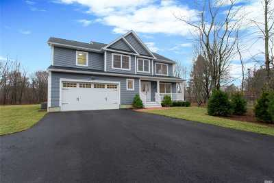 E. Northport Single Family Home For Sale: 482 Elwood Rd
