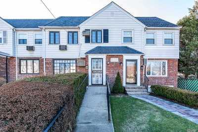 Flushing Single Family Home For Sale: 198-14 29th Ave