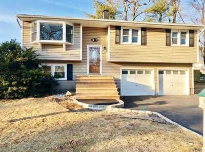 Ronkonkoma Single Family Home For Sale: 407 Fir Grove Rd