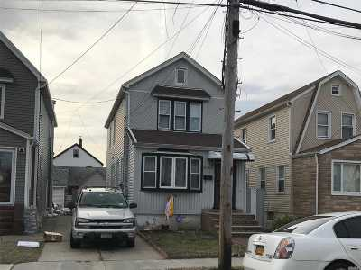 Queens Village, Briarwood, Bayside, Hillcrest, Jamaica Single Family Home For Sale: 89-86 213th St