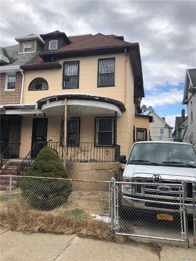 Brooklyn Multi Family Home For Sale: 413 E 28th St