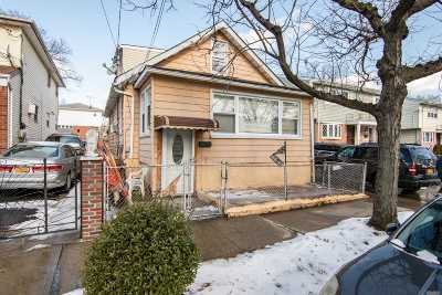 Jamaica NY Single Family Home For Sale: $649,000