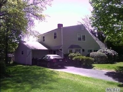 Hicksville Single Family Home For Sale: 56 Friendly Rd