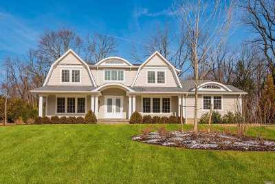 Roslyn Single Family Home For Sale: 10 The Maples