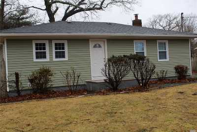 Mastic Beach NY Single Family Home For Sale: $269,000