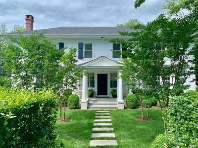 Bellport Village NY Single Family Home For Sale: $2,295,000