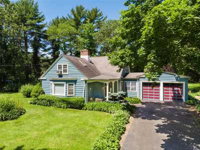 Syosset Single Family Home For Sale: 211 Cold Spring Rd