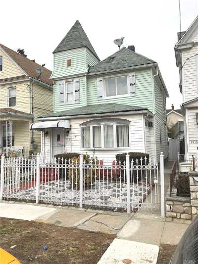 Ozone Park Multi Family Home For Sale: 95-13 107th St