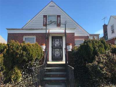 Flushing Single Family Home For Sale: 57-41 Parsons Blvd