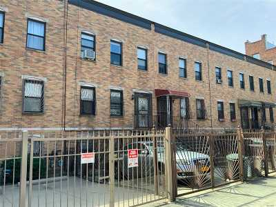 Brooklyn Multi Family Home For Sale: 1064 Lafayette Ave