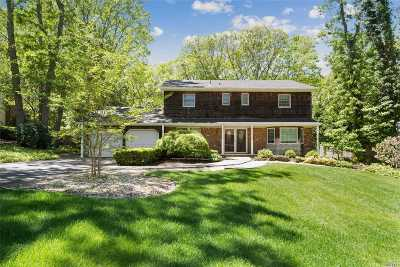 Smithtown Single Family Home For Sale: 40 Alice Ln