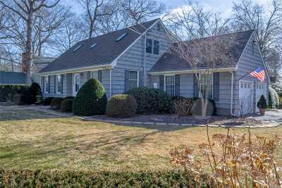Aquebogue Single Family Home For Sale: 31 Lovers Ln