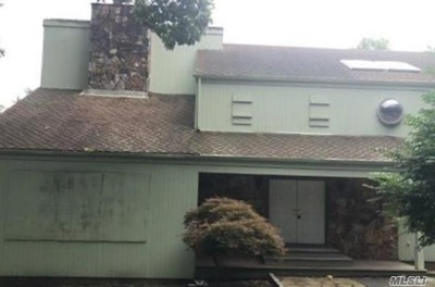 Port Jefferson Single Family Home For Sale: 4 Chips Ct