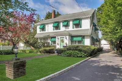 Patchogue Single Family Home For Sale: 286 Maple Ave