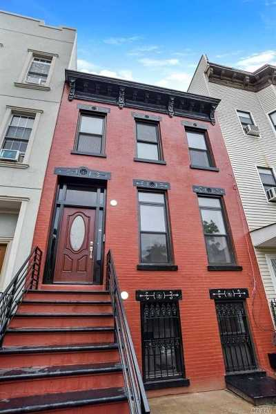Brooklyn Multi Family Home For Sale: 1134 Bushwick Ave