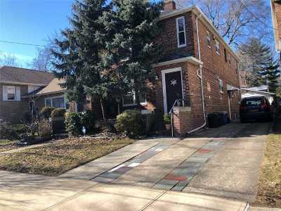 Flushing Multi Family Home For Sale: 3338 164th St