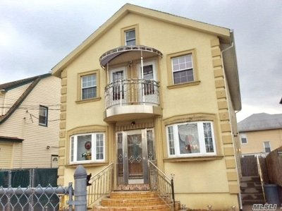 Queens Village Single Family Home For Sale: 90-10 Hollis Court Blvd