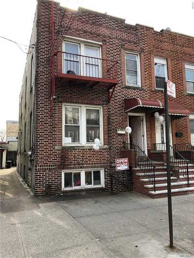Brooklyn Multi Family Home For Sale: 224 Neptune Ave