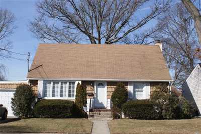 Massapequa Park Single Family Home For Sale: 178 Charles Ave