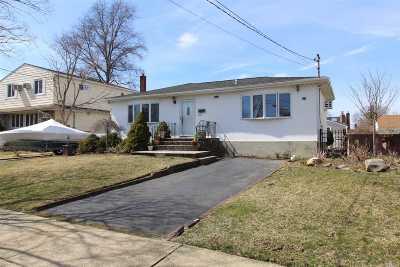 Massapequa Park Single Family Home For Sale: 96 Massapequa Ave